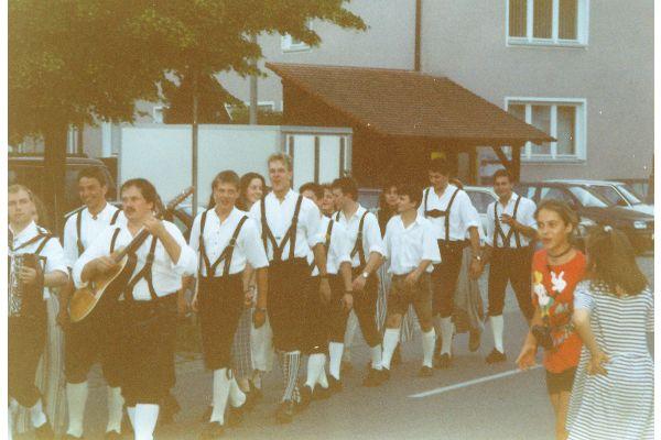 Kirwa 1998 mit Züpfel Duo